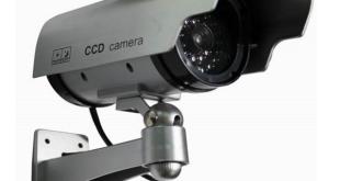 один из видов внешней видеокамеры для домофона