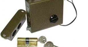 запорное устройство для домофона