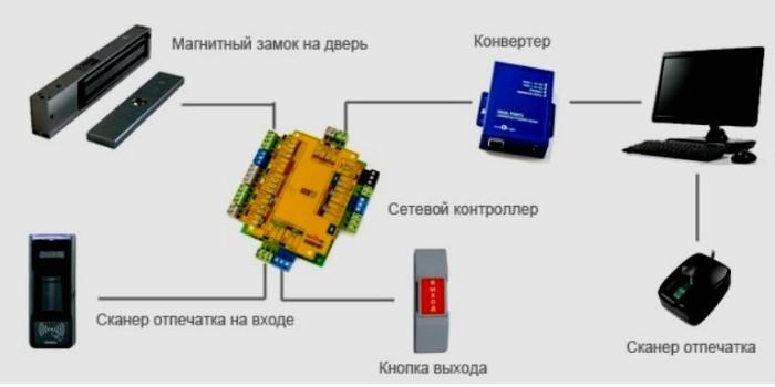 биометрическая скд