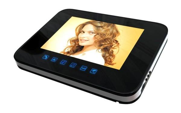 цветной дисплей видеодомофона