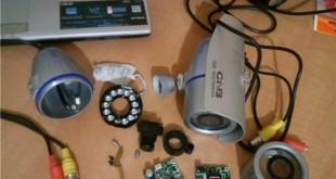 ремонт камер видеонаблюдения