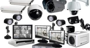 компоненты видеонаблюдения