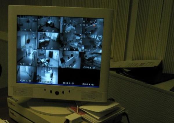 наблюдение скрытыми камерами