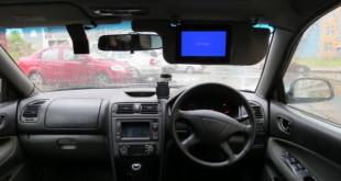 видеонаблюдение внутри в машине