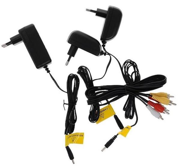 провода для системы видеонаблюдения