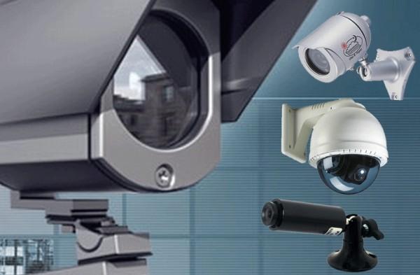 компоненты систем видеонаблюдения