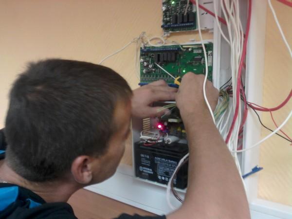 техническое обслуживание опс