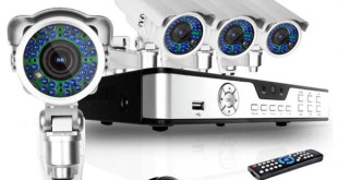 компоненты системы видеонаблюдения