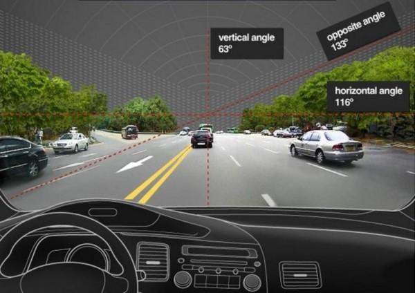 обзор регистратора с машины