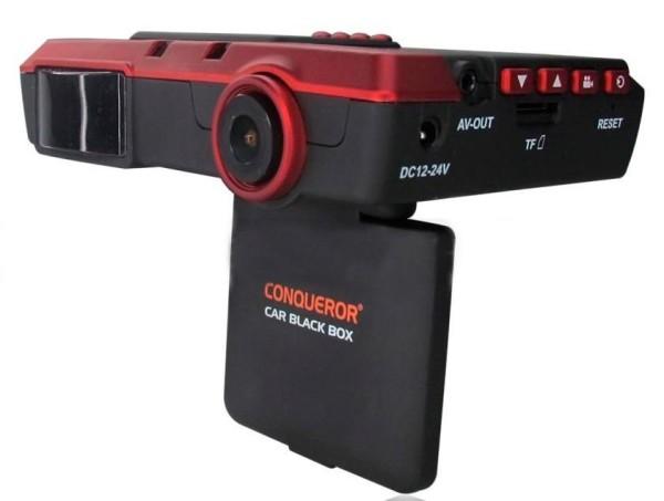 видеорегистратор с функцией антирадара