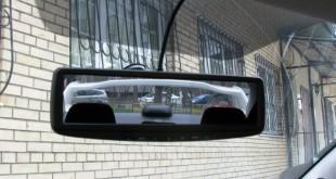 видеорегистратор встроенный в зеркало