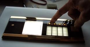 ремонт панели видеодомофона