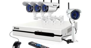 видеонаблюдение с помощью цифровых технологий