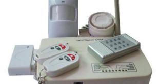 компоненты сигнализации виста