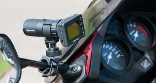 особенности видеорегистратора для мотоцикла